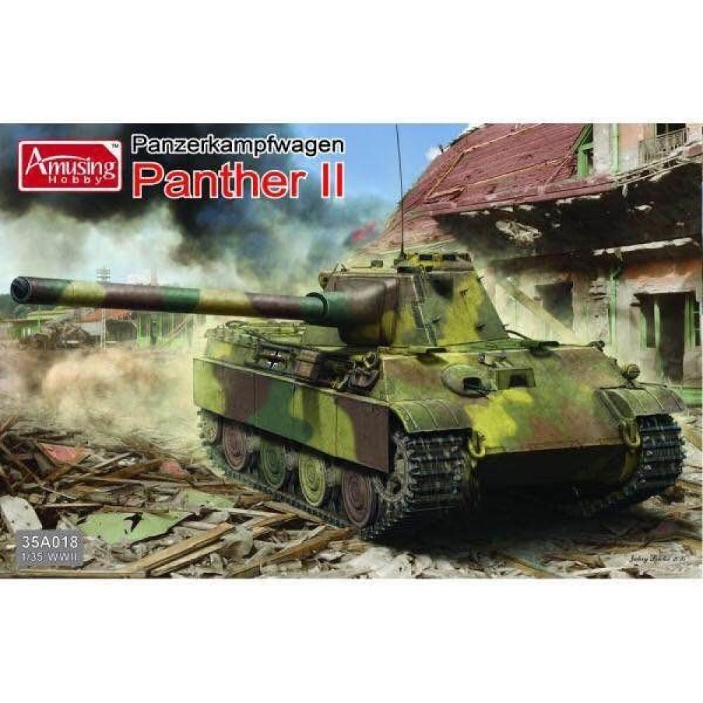 Panzerkampfwagen Panther II 1/35 Amusing Hobby  35A018
