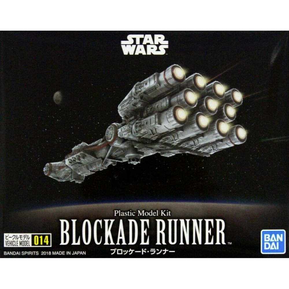Blockade Runner Star Wars  Bandai 055362