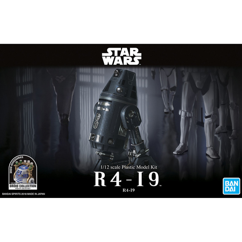 R4-I9  1/12 Bandai Star Wars 055364