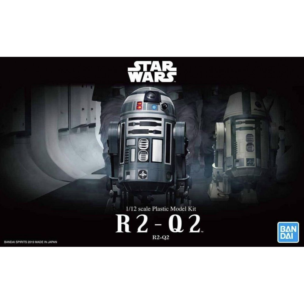 R2-Q2  1/12 Bandai Star Wars 057710