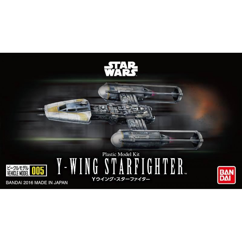 Y-WING Starfighter 1/144 Bandai Star Wars  209054