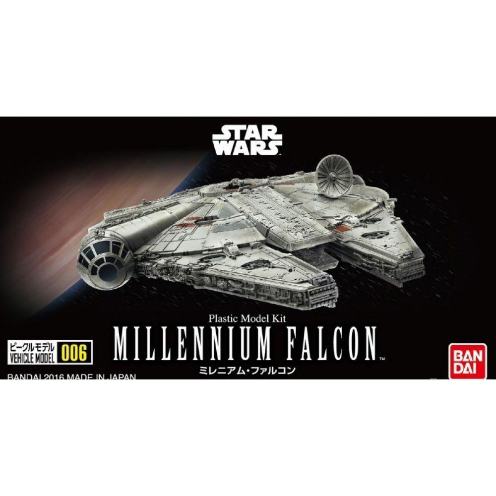 Star Wars Millennium Falcon Bandai 210501