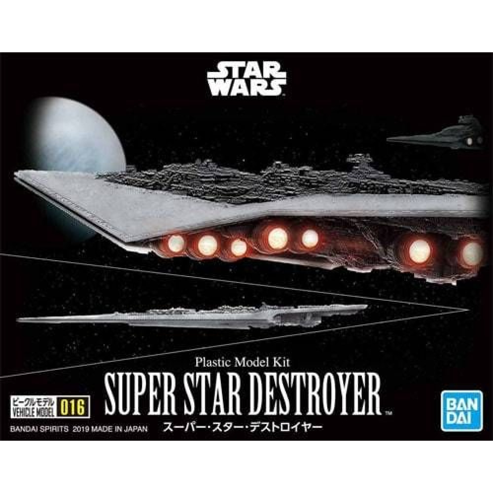 Star Wars Super Star Destroyer Bandai 577115
