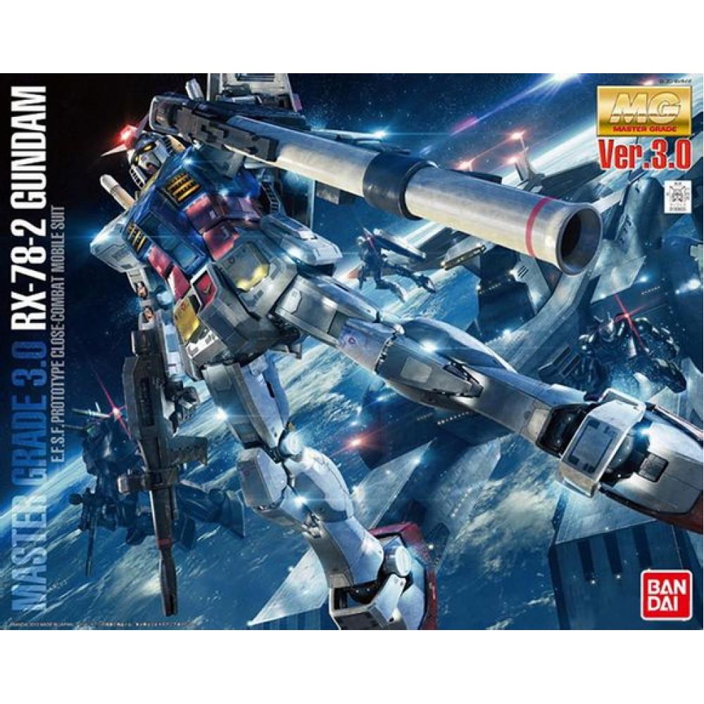 RX-78-2 Gundam Ver.3.0 MG 1/100 Bandai 83655