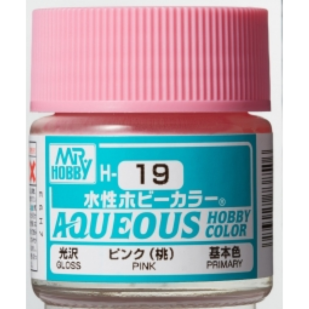 H019 Mr.Hobby - Pink (Acryl) 10 ml