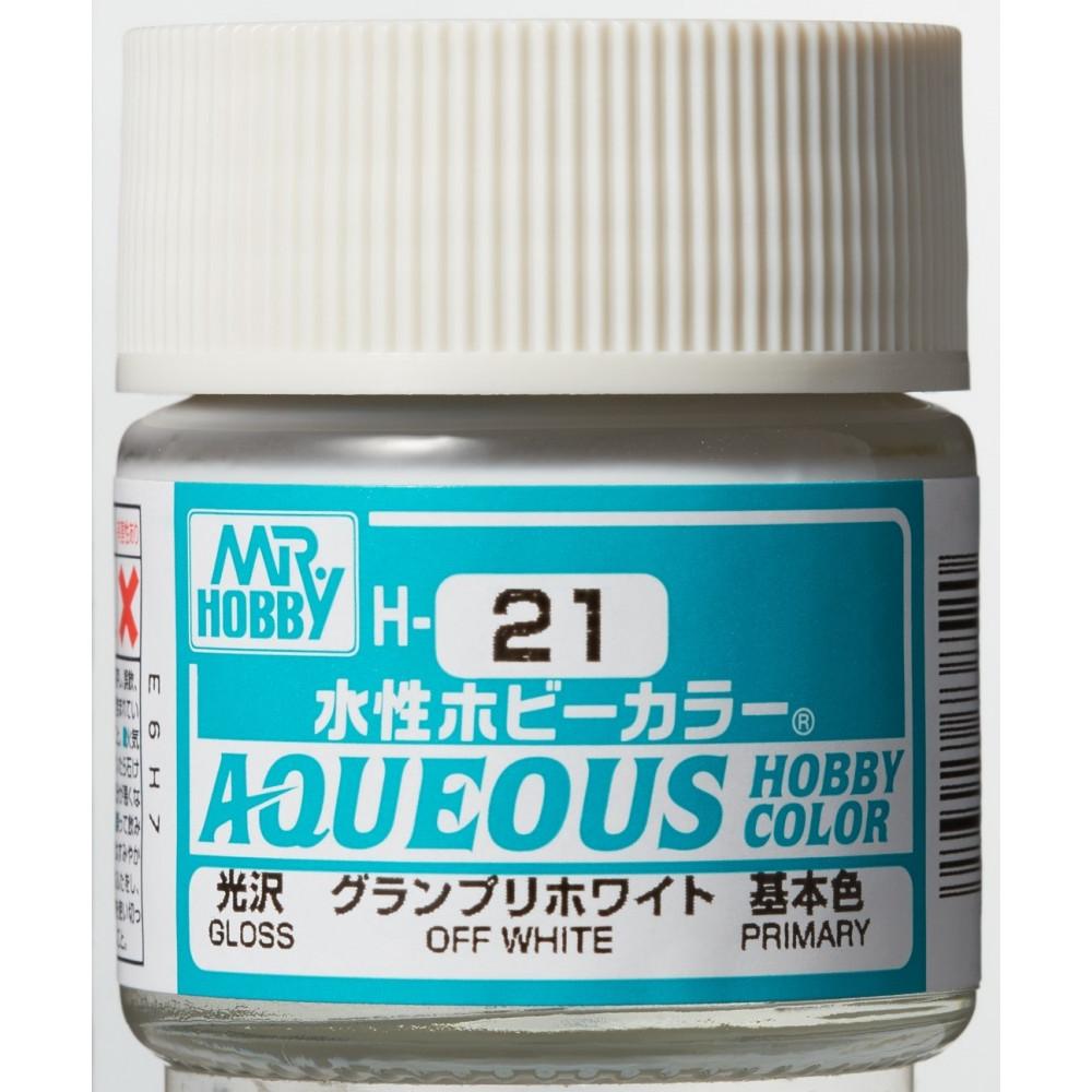 H021 Mr.Hobby - Off white (Acryl) 10 ml
