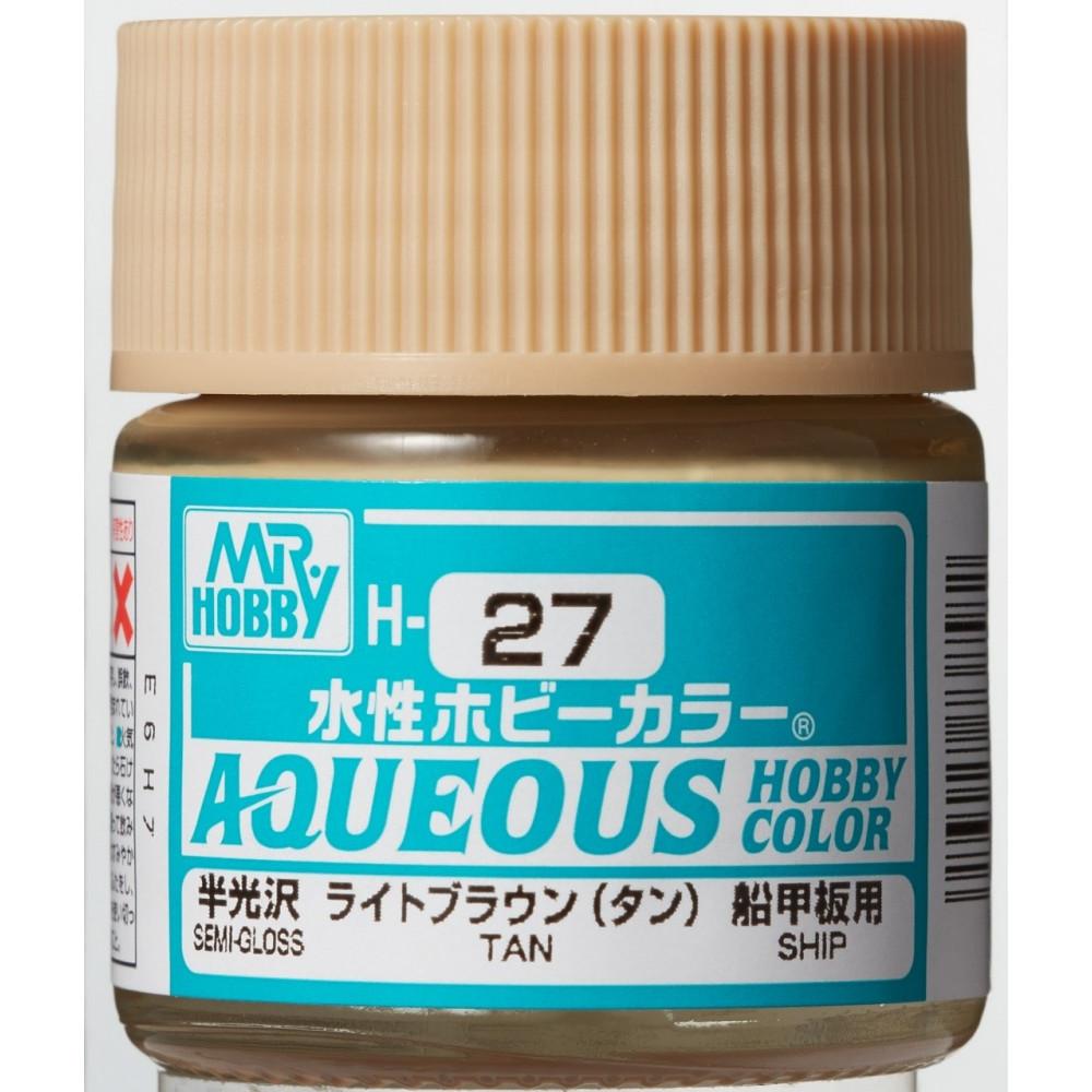 H027 Mr.Hobby - Tan (Acryl) 10 ml