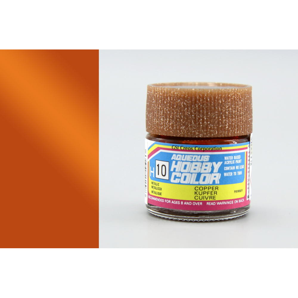 H010 Mr.Hobby - Copper (Acryl) 10 ml