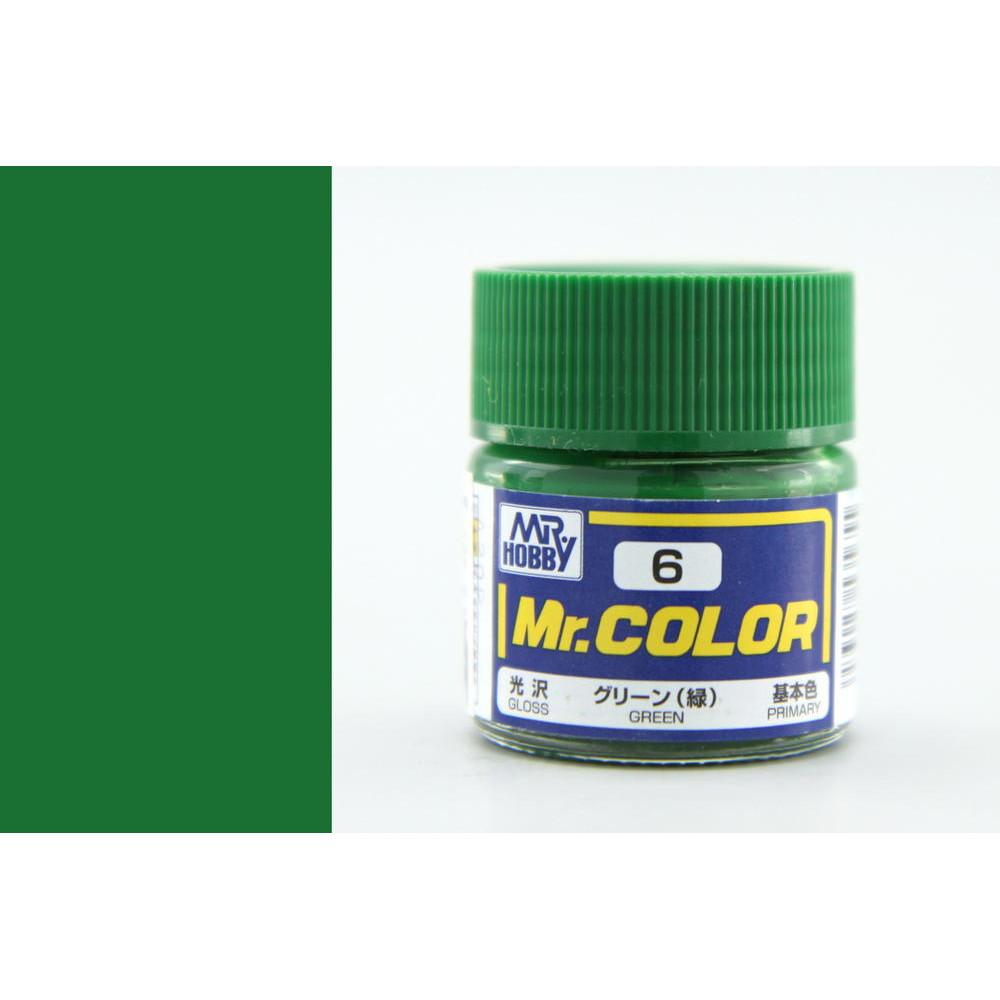 C006 Mr.Color - Green (Gloss) 10 ml
