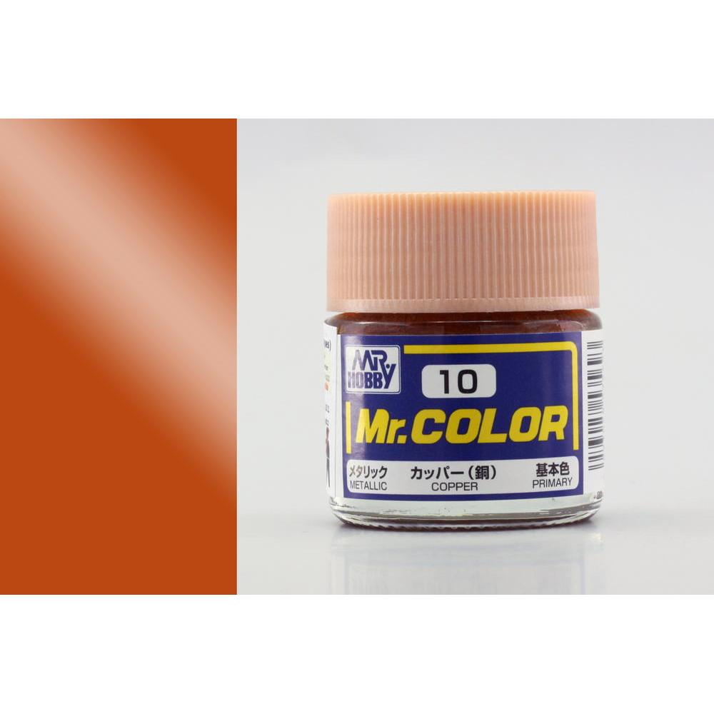 C010 Mr.Color - Copper (Gloss) 10 ml