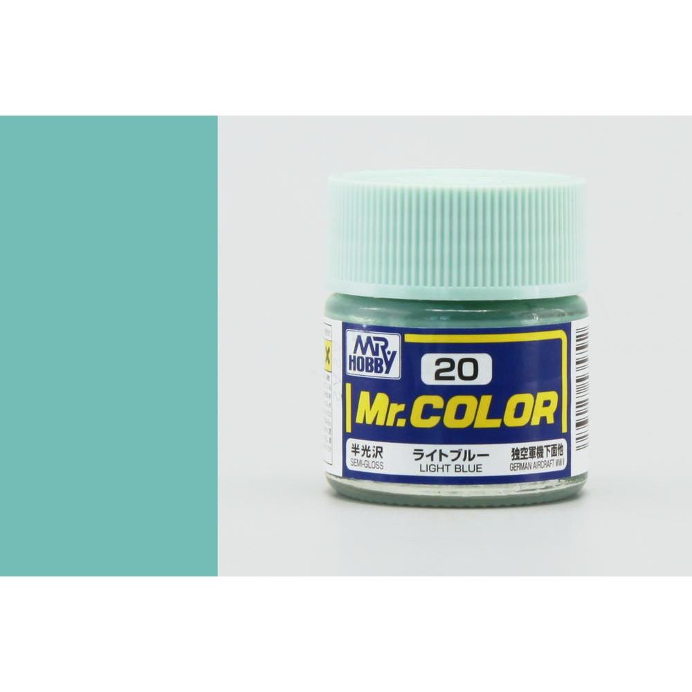 C020 Mr.Color - Light blue (Gloss) 10 ml