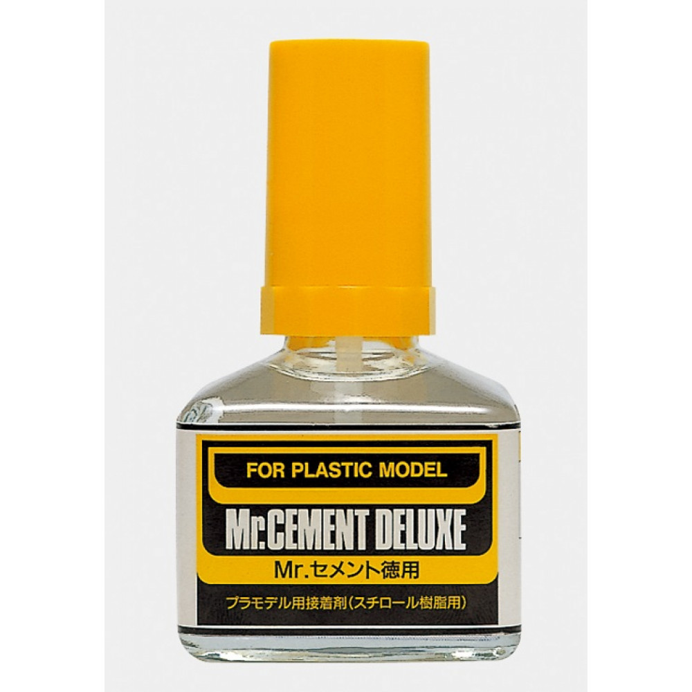 Mr.Cement DELUXE 40 ml - GunzeSangyo MC127