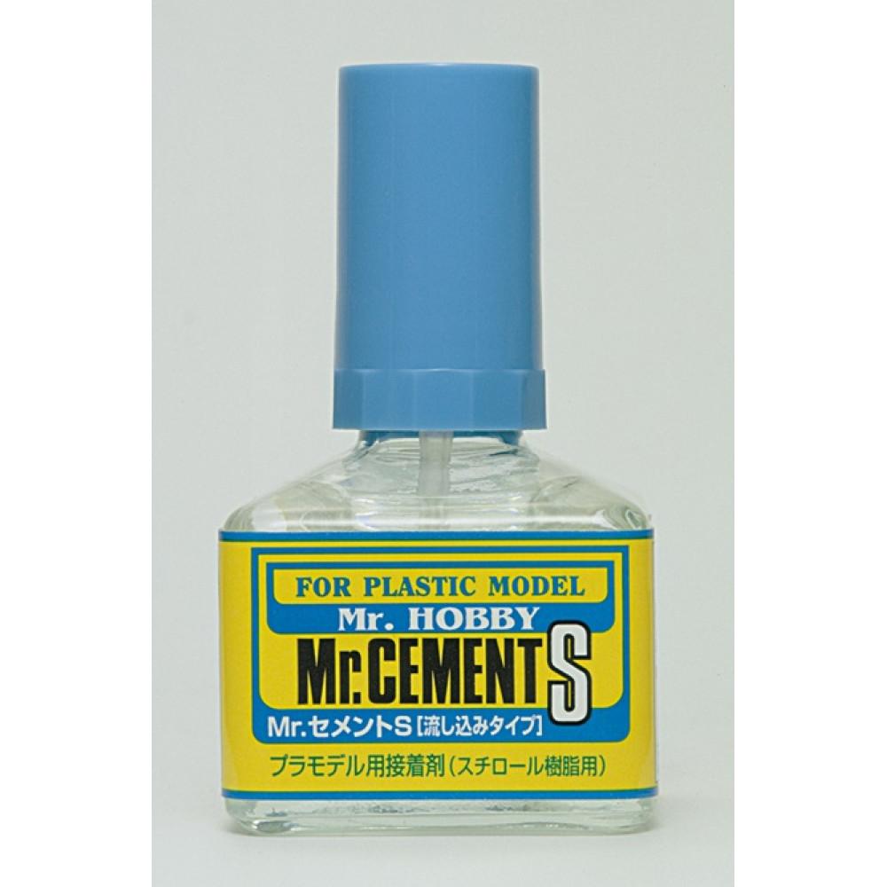 Mr.Cement S 40 ml - GunzeSangyo MC129