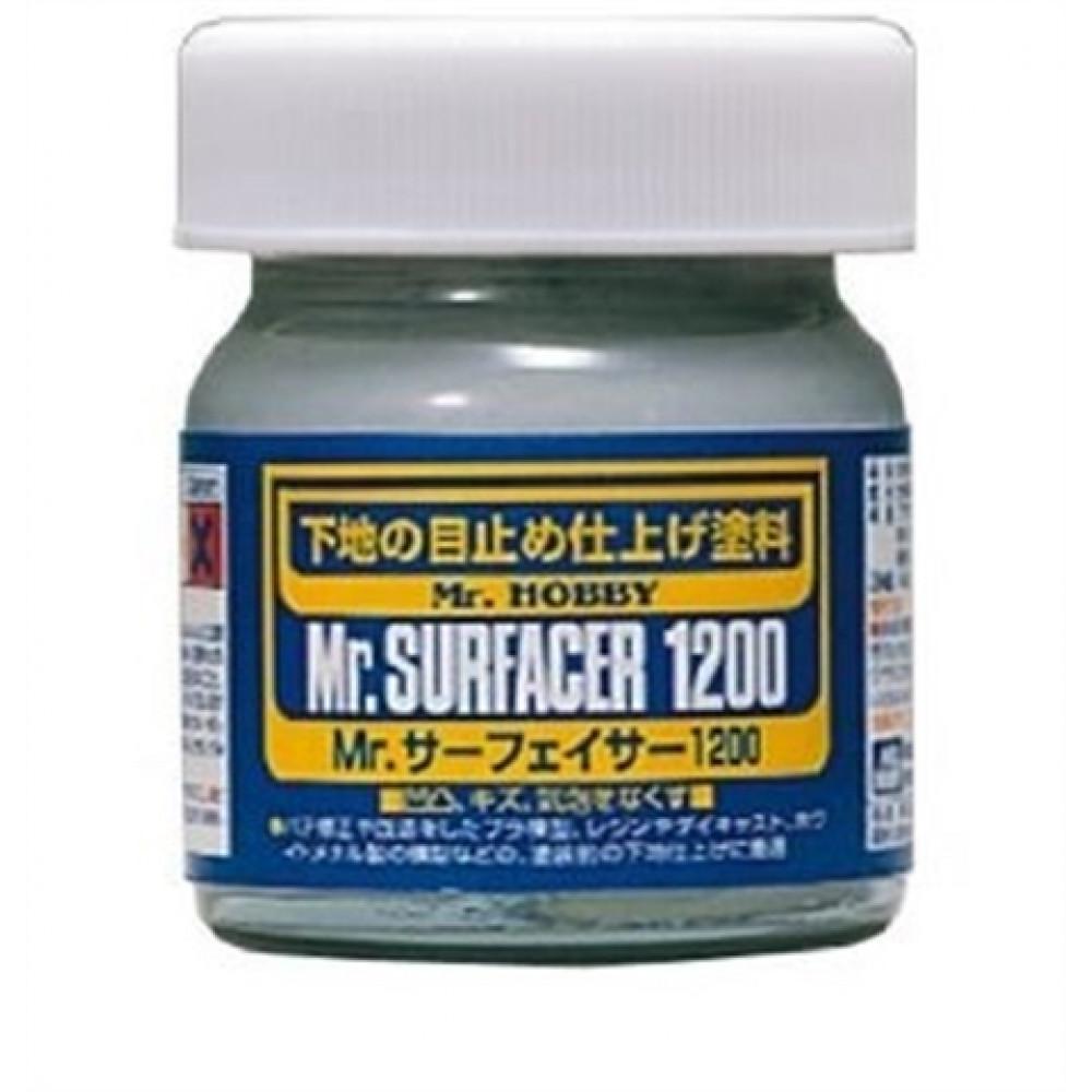 Paint Mr. Surfacer 1200 Gunze Sangyo sf286