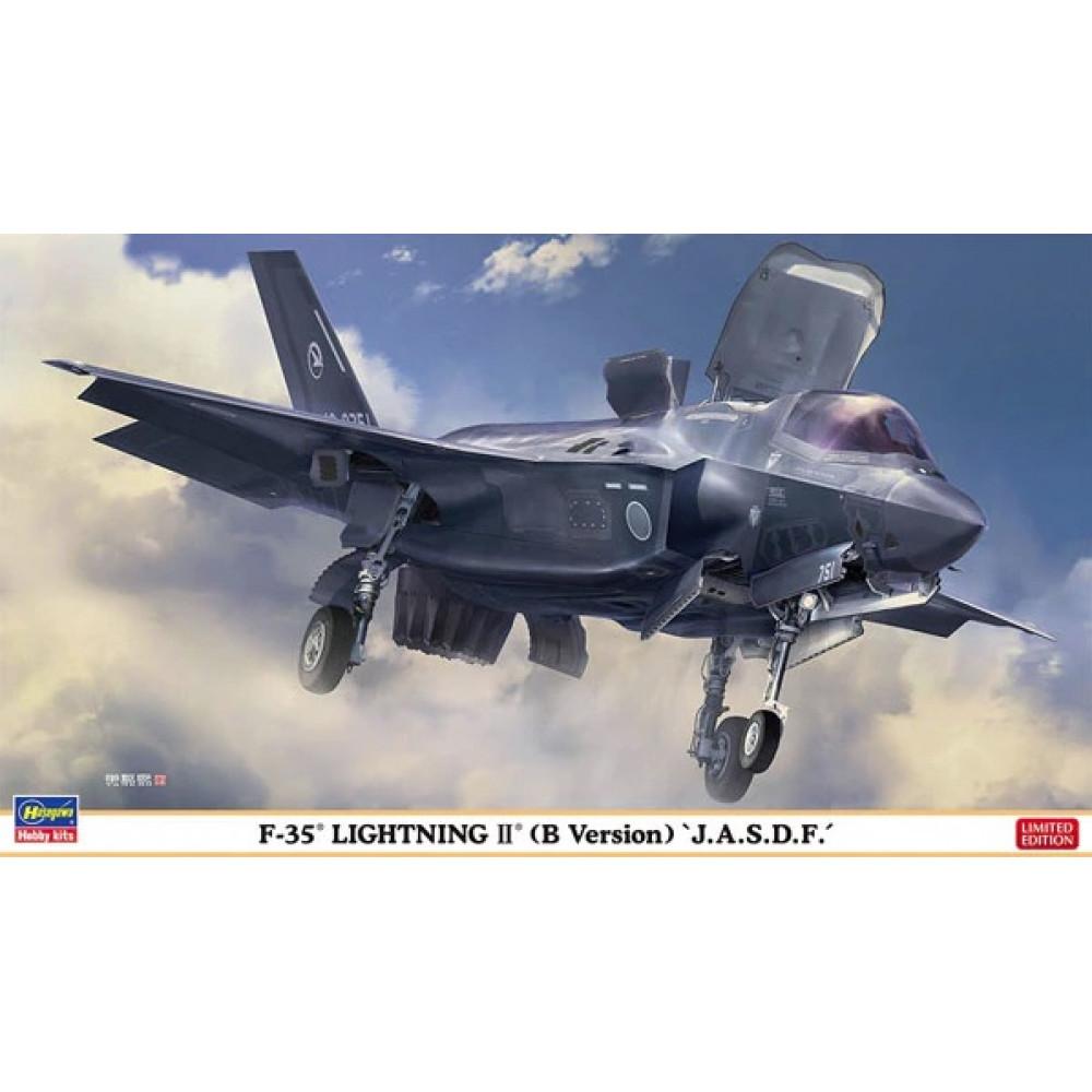 """F-35B  """"JASDF"""" 1/72 Hasegawa 02291"""