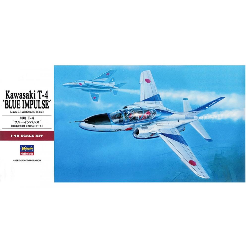 T-4 Kawasaki 1/48 Hasegawa 07216