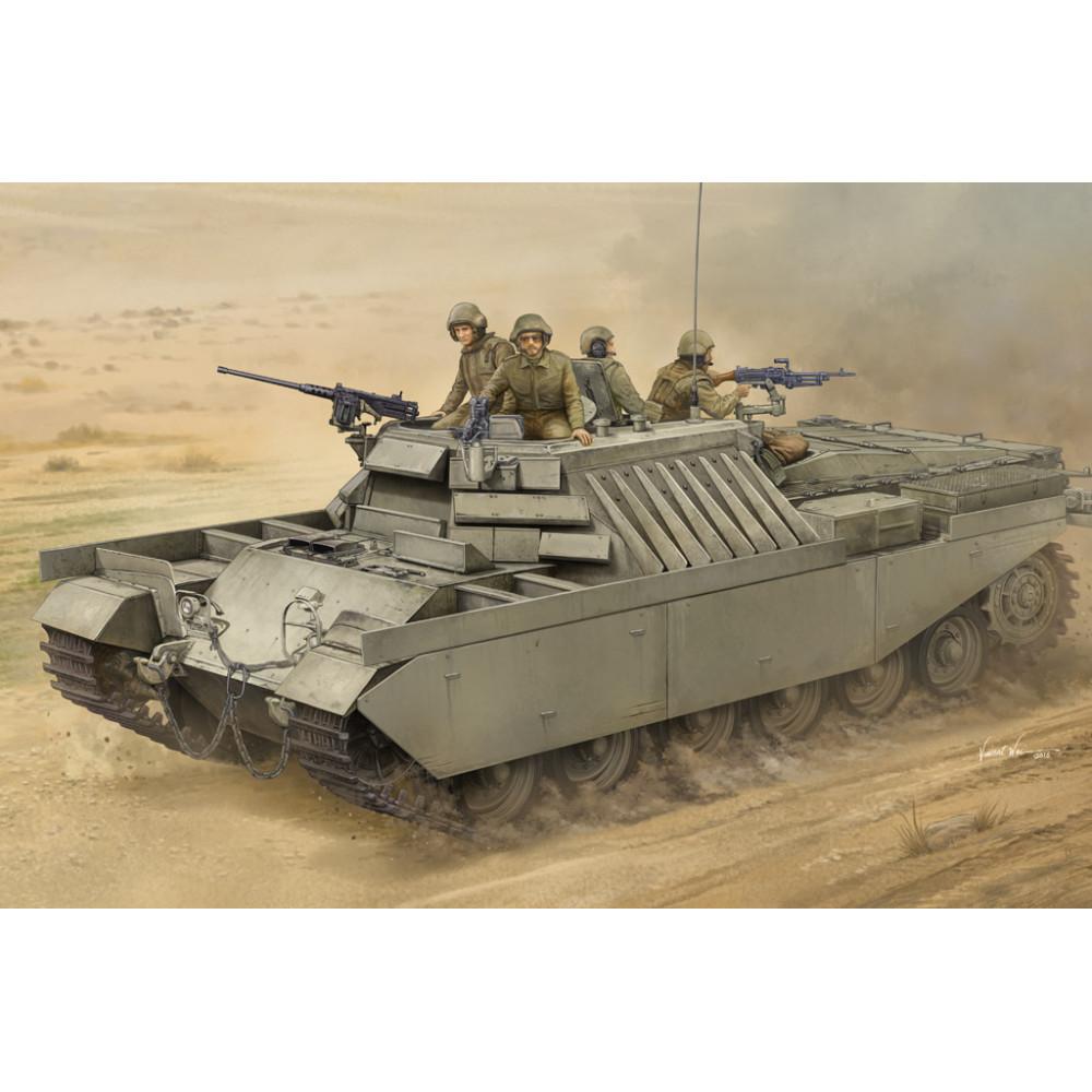 IDF Nagmashot израильский бронетранспортер   1/35 HobbyBoss 83872