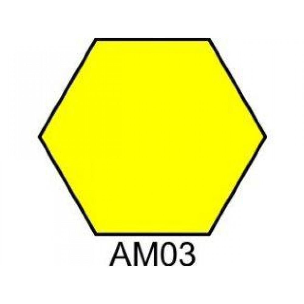 AM03 Yellow (matte) 18 ml HoMa
