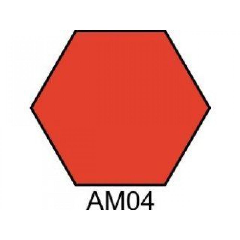 AM04 Red (matte) 18 ml HoMa