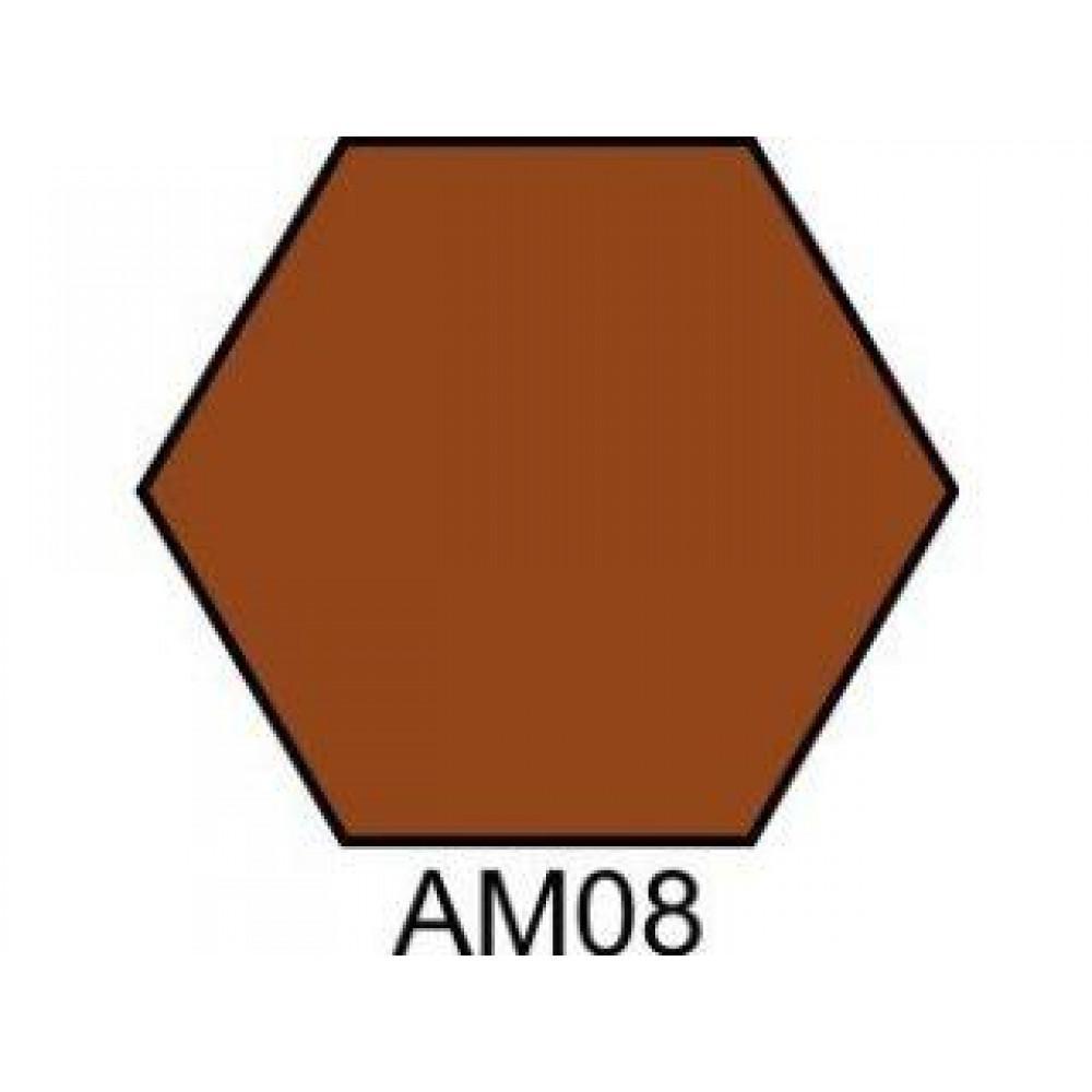 AM08 Brown (matte) 18 ml HoMa