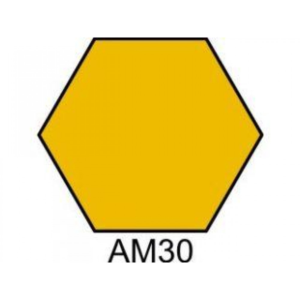 AM30 Yellow signal (matte) 18 ml HoMa