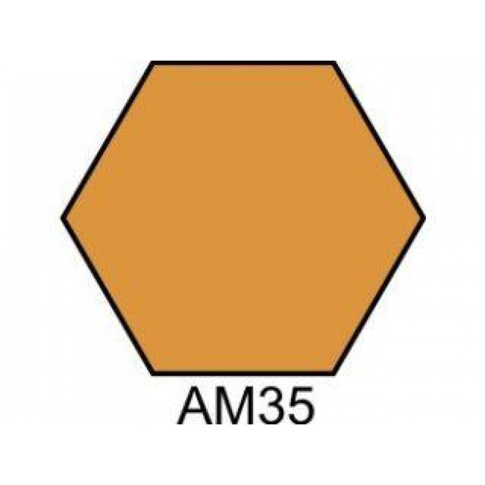 AM35 Sand brown (matte) 16 ml HoMa