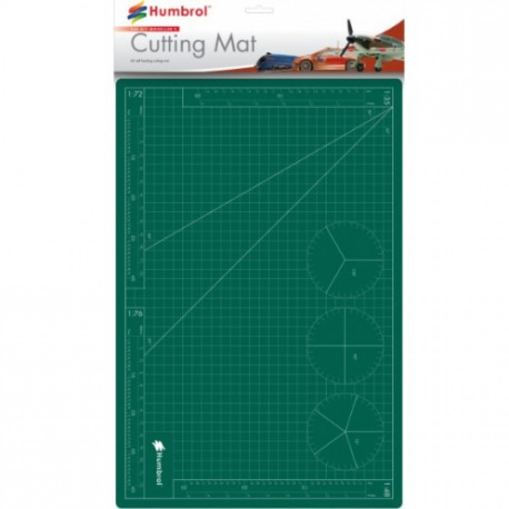 A3 Cutting Mat  Humbrol  9157