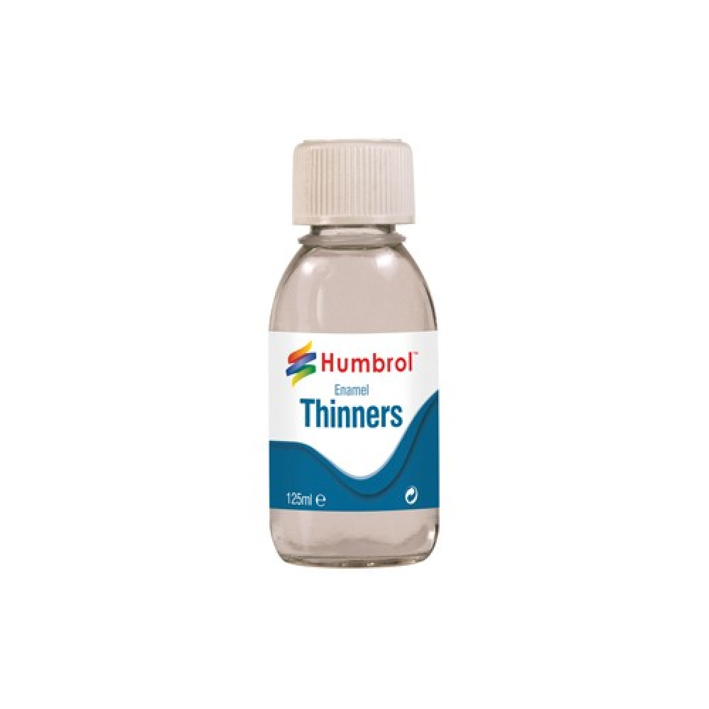 Enamel Thinners - 125ml Humbrol AC7430