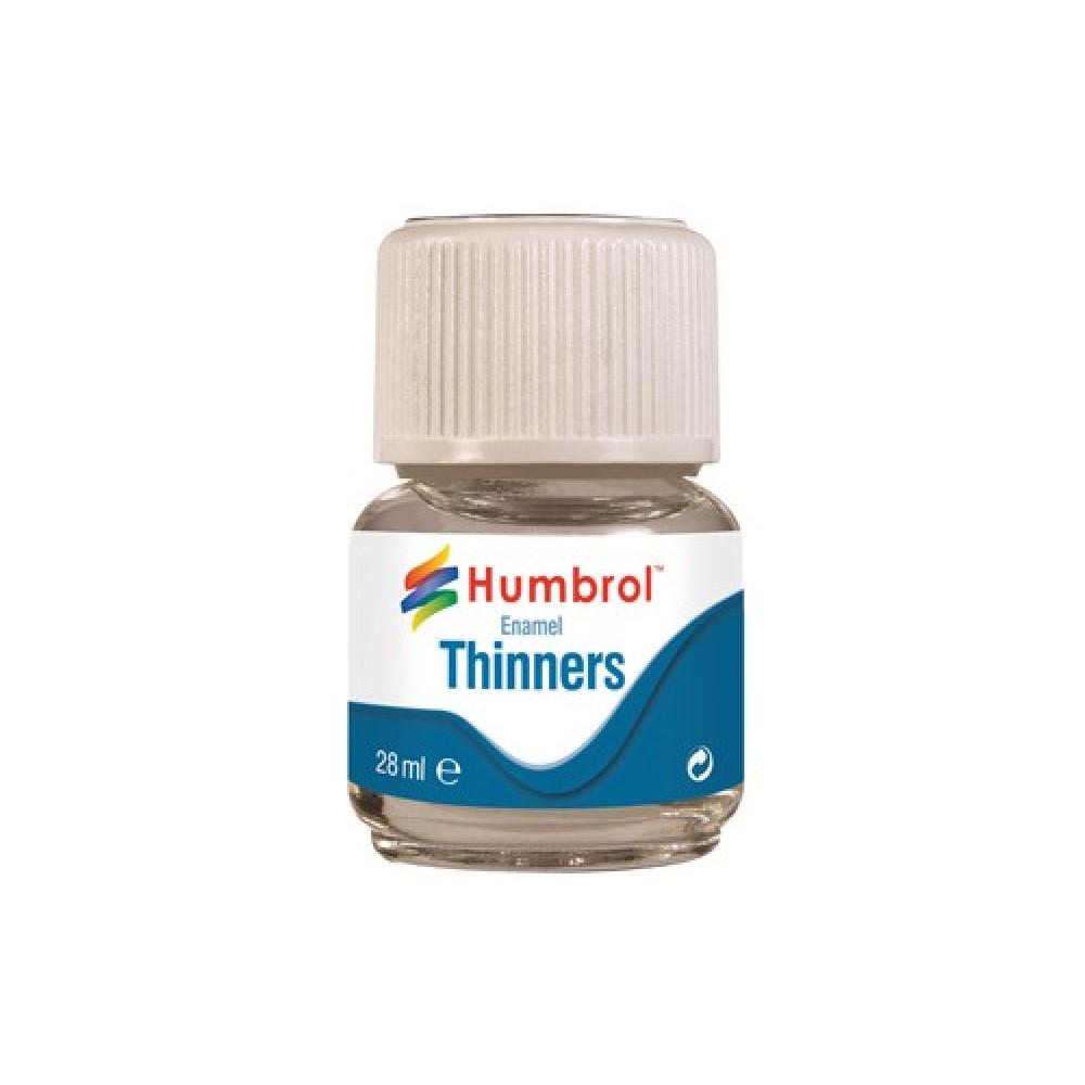 Enamel Thinners - 28ml Humbrol AC7501