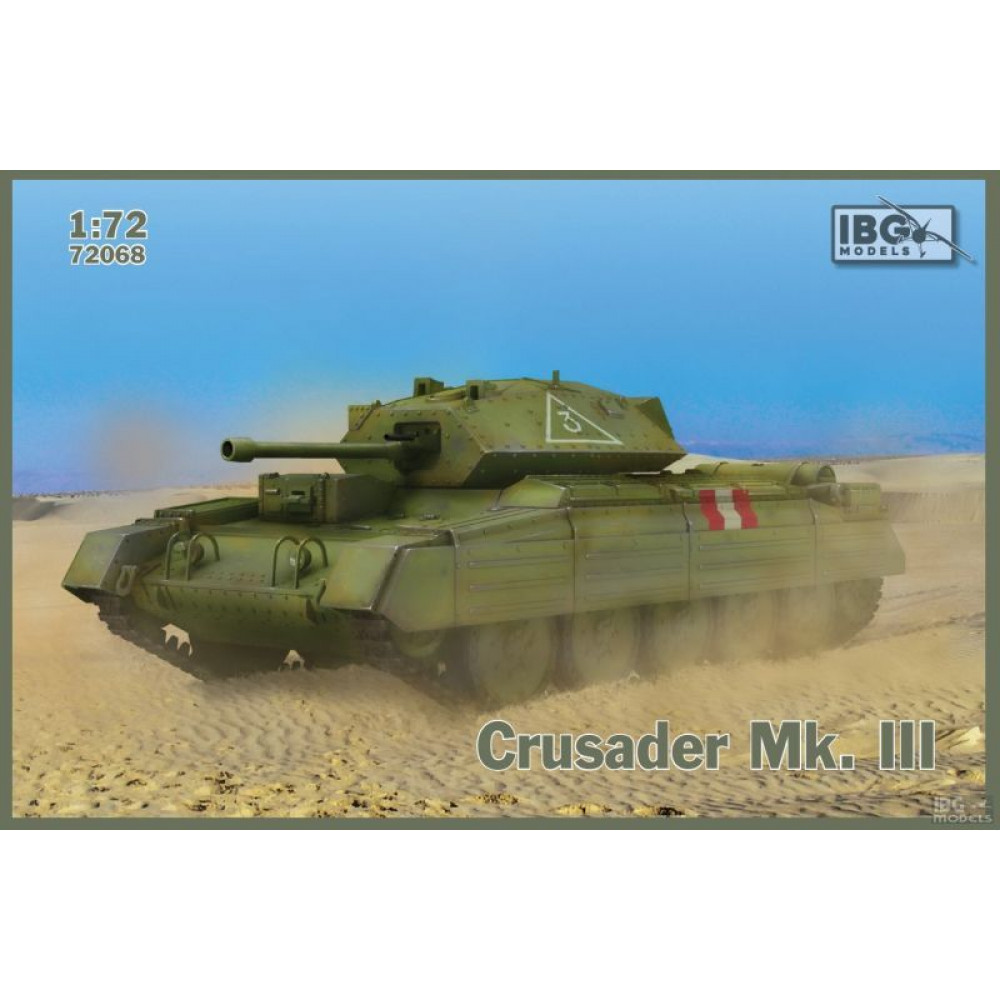 Crusader Mk.III 1/72 IBG 72068