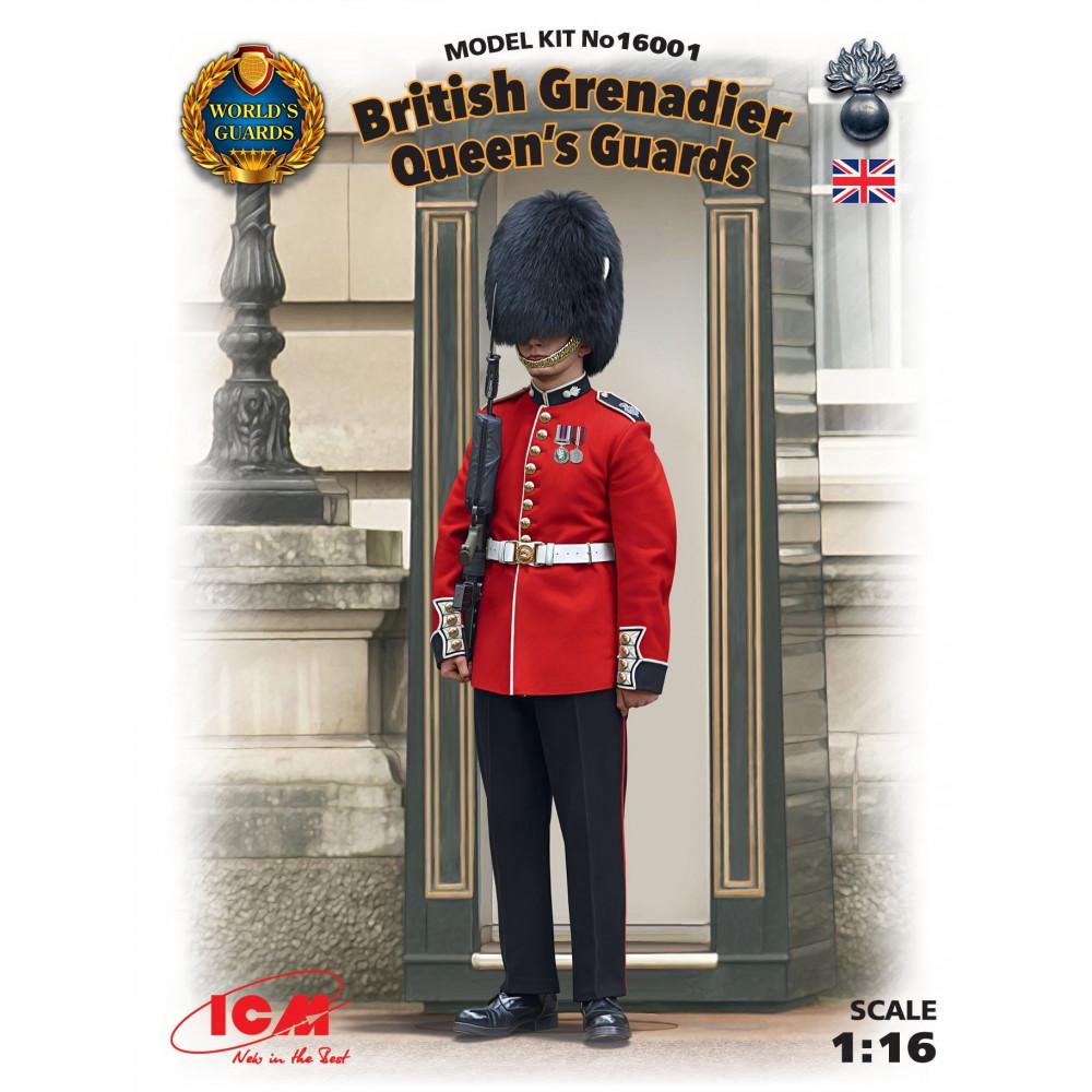 British Grenadier Queen's Guards 1/16 ICM 16001