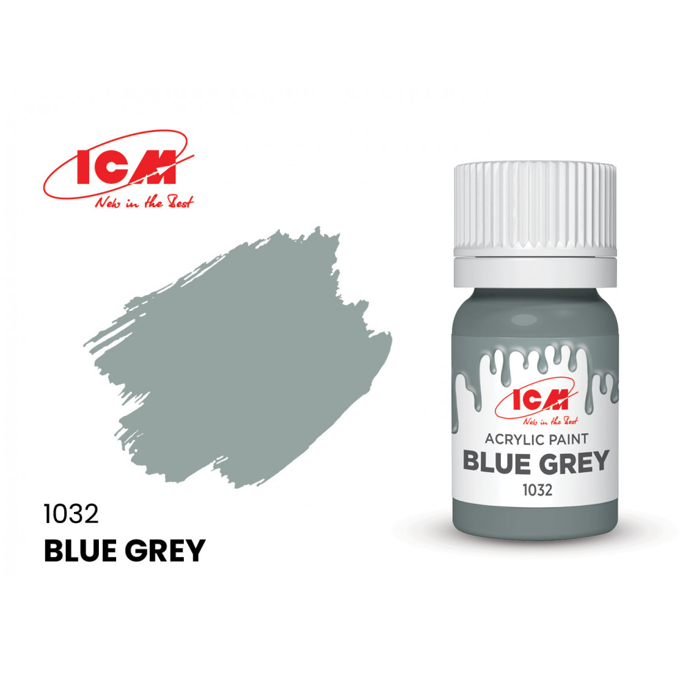 Blue Gray ICM 1032 (12ml)