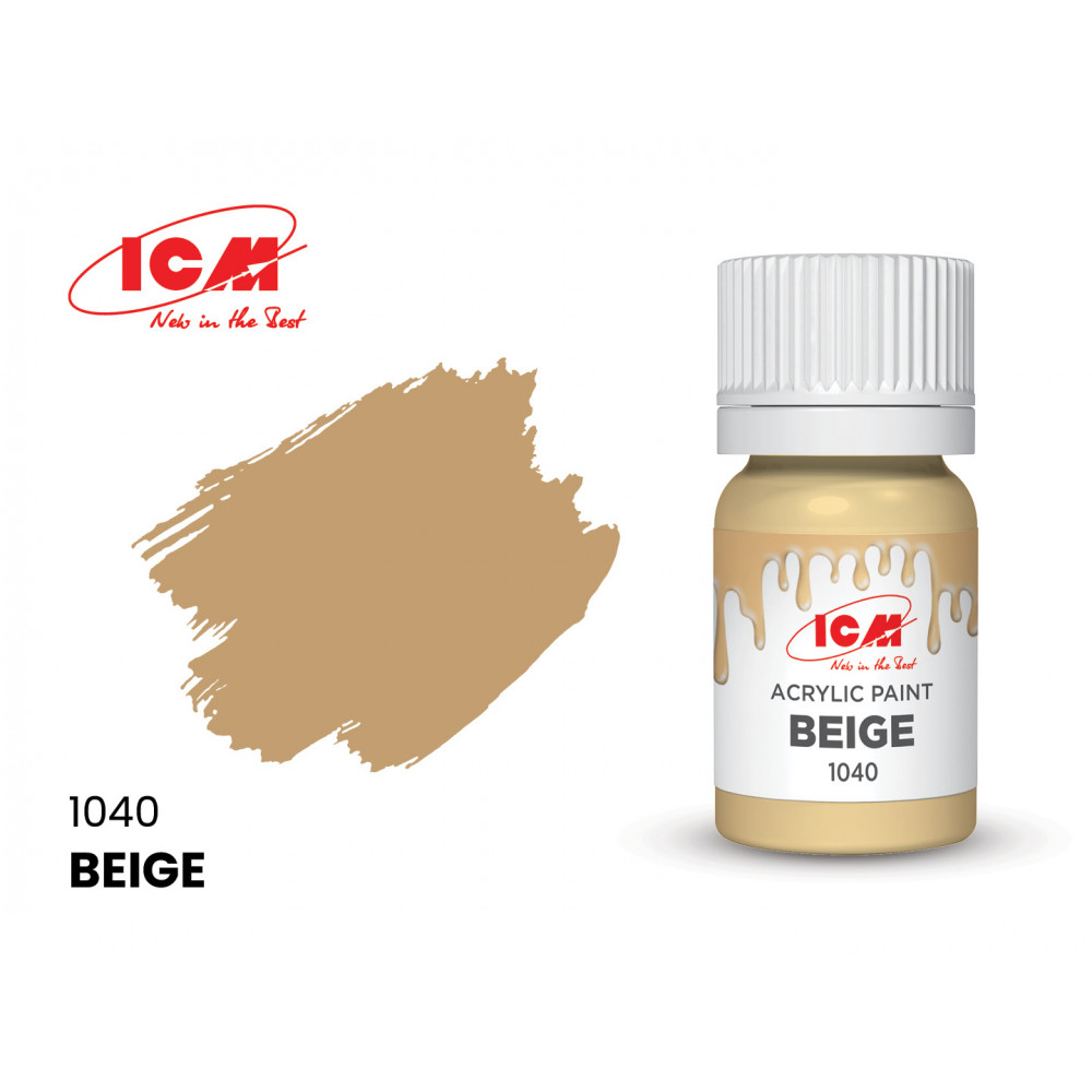 Beige ICM 1040 (12ml)