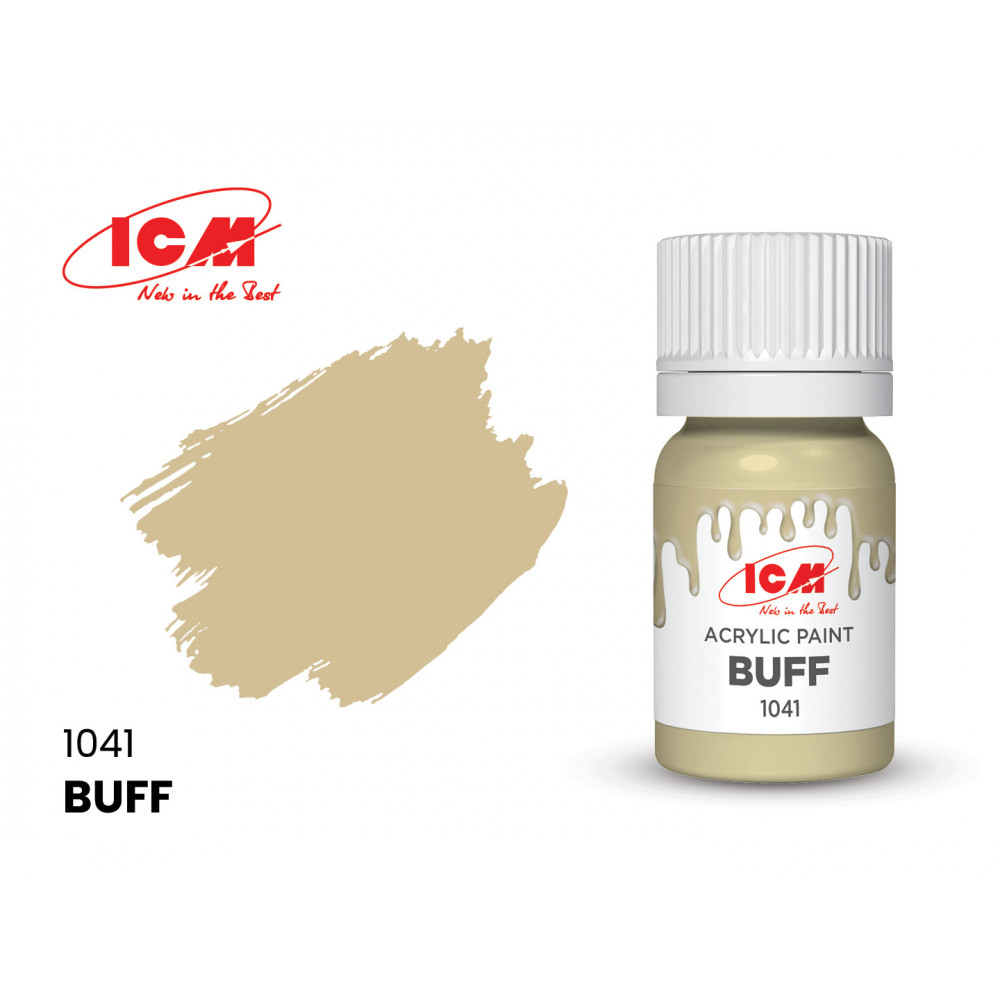 Buff ICM 1041 (12ml)