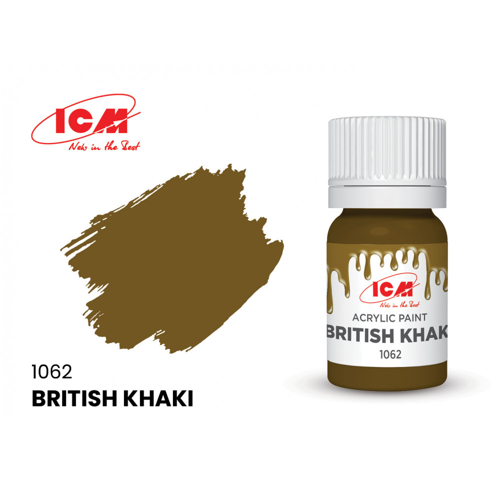 British khaki ICM 1062 (12ml)
