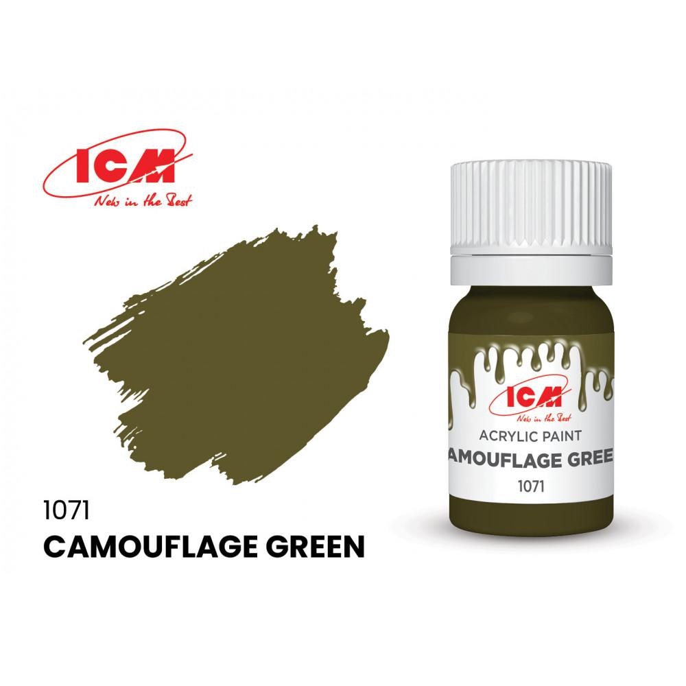 Camouflage Green ICM 1071 (12ml)