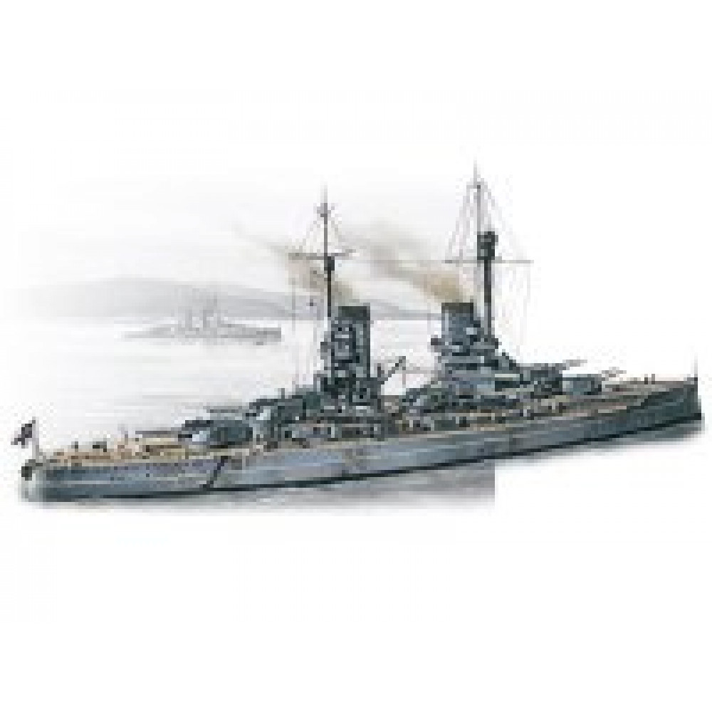 WWI German battleship König model kit 1/350 ICM S001