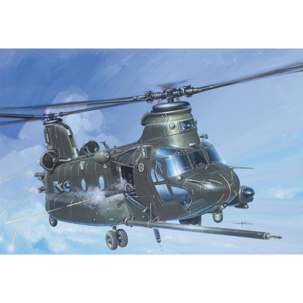 MH - 47 E SOA CHINOOK 1/72 Italeri 1218