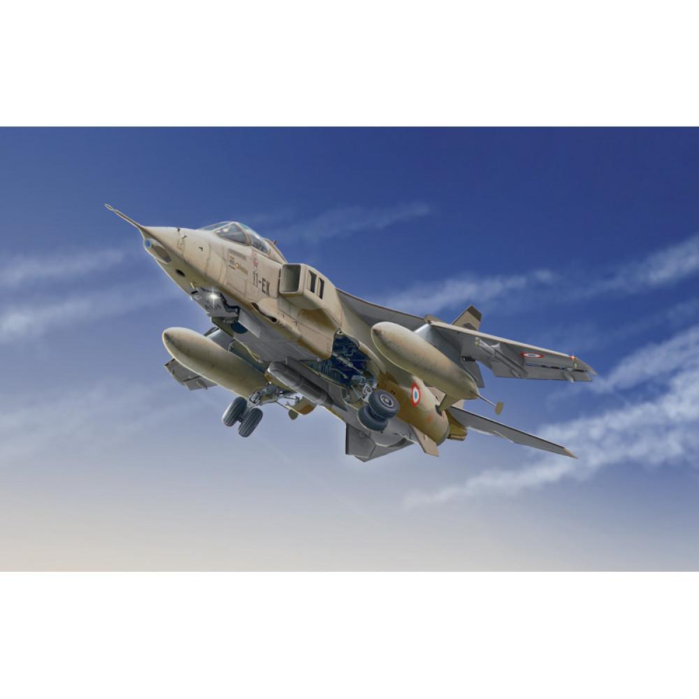 Sepecat Jaguar A Gulf War 1/72 Italeri  1386