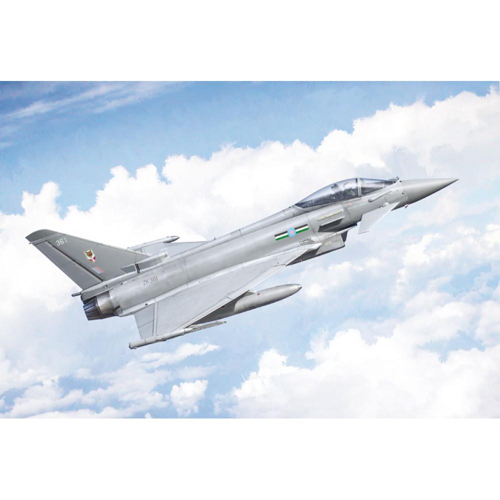 EF-2000 Typhoon In R.A.F. Service 1/72 Italeri  1457