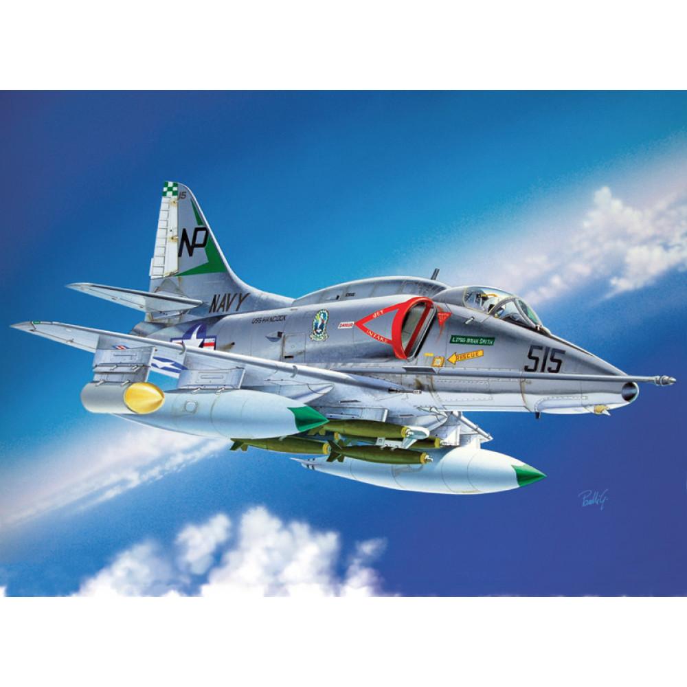 A - 4 E/F/G SKYHAWK  1/48 Italeri  2671