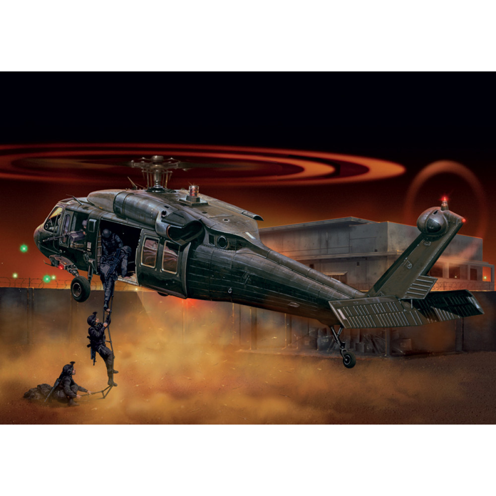 UH - 60 / MH - 60 BLACK HAWK 1/48 Italeri 2706