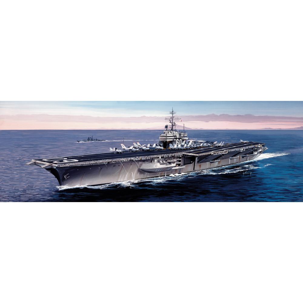 USS Saratoga CV - 60 1/720  Italeri  5520