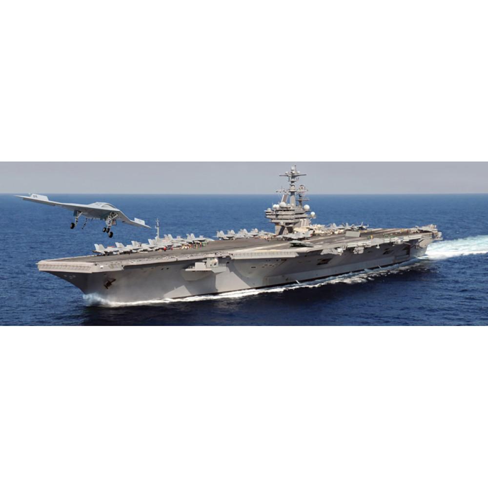 USS George H.W. Bush CVN-77 1/720  Italeri  5534