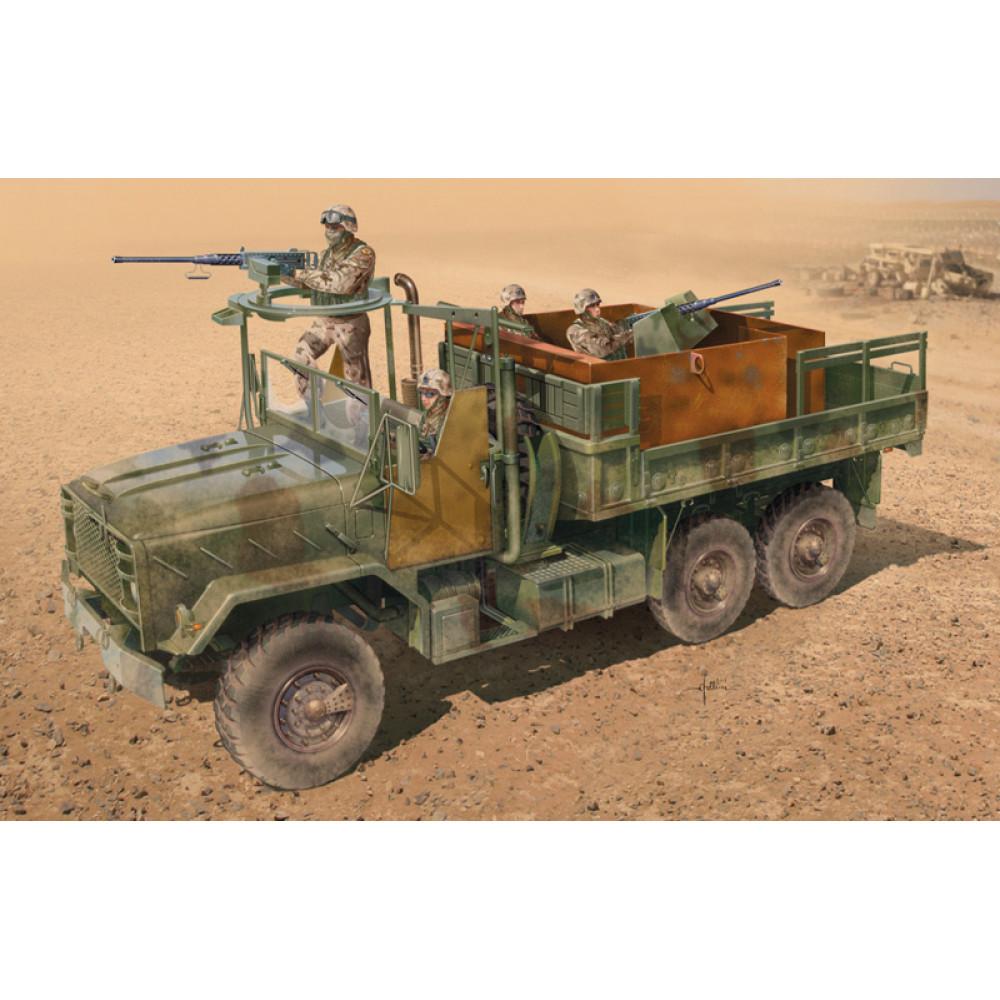 M-923 американский военный грузовик 1/35 Italeri  6503