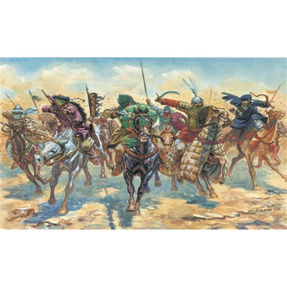 Арабские воины, Средние Века  1/32 Italeri  6882