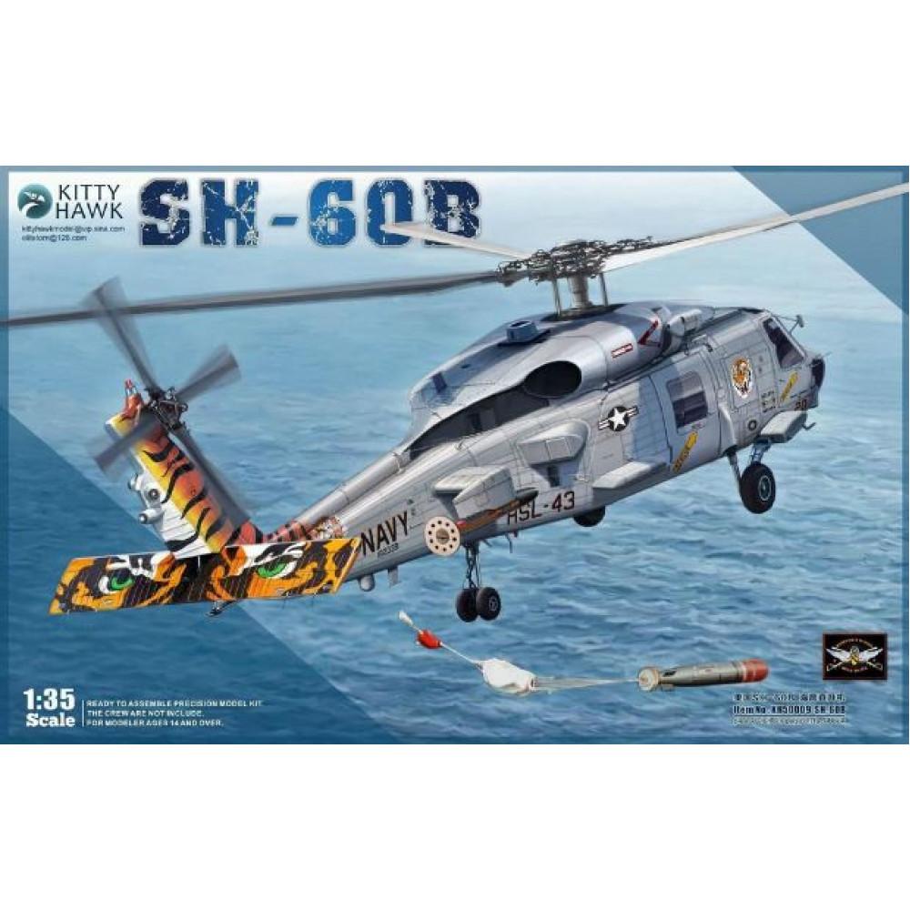 Вертолет US SH-60B Seahawk 1/35 Kitty Hawk KH50009
