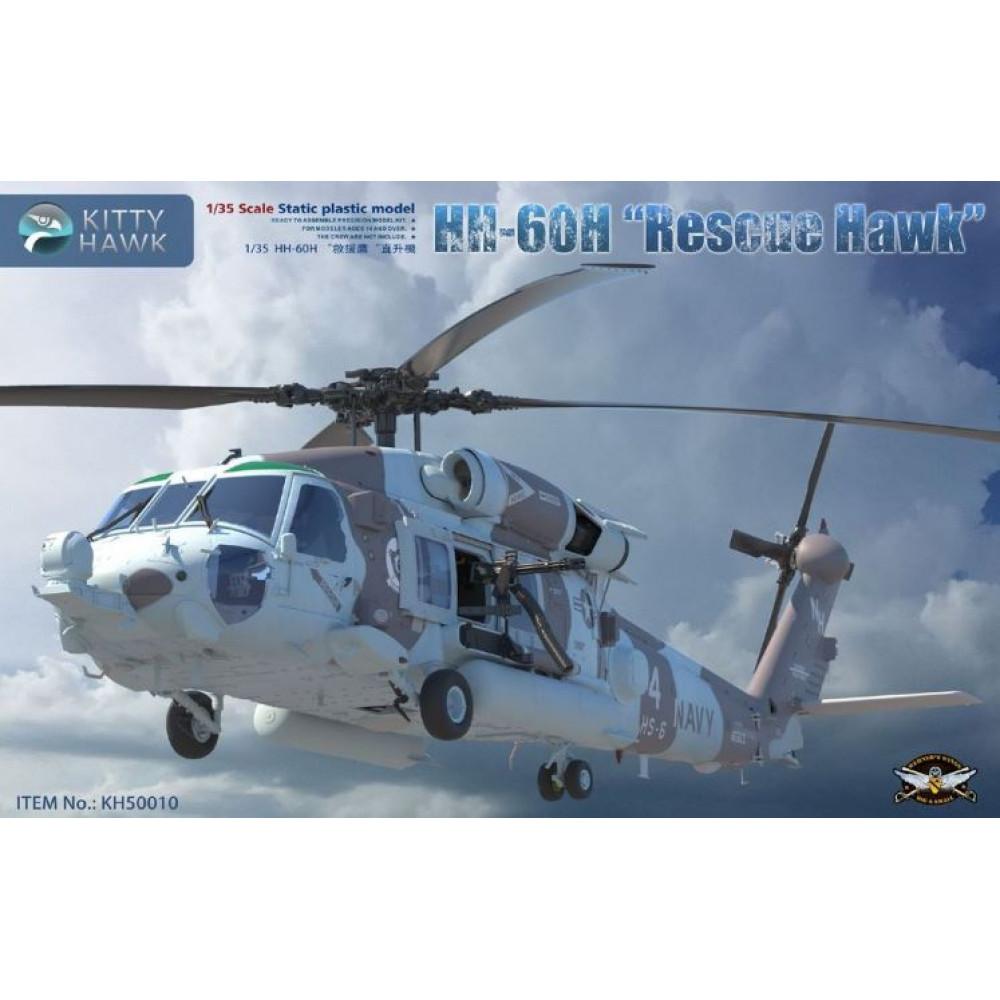 "Вертолет HH-60H ""Rescue Hawk"" 1/35 Kitty Hawk KH50010"