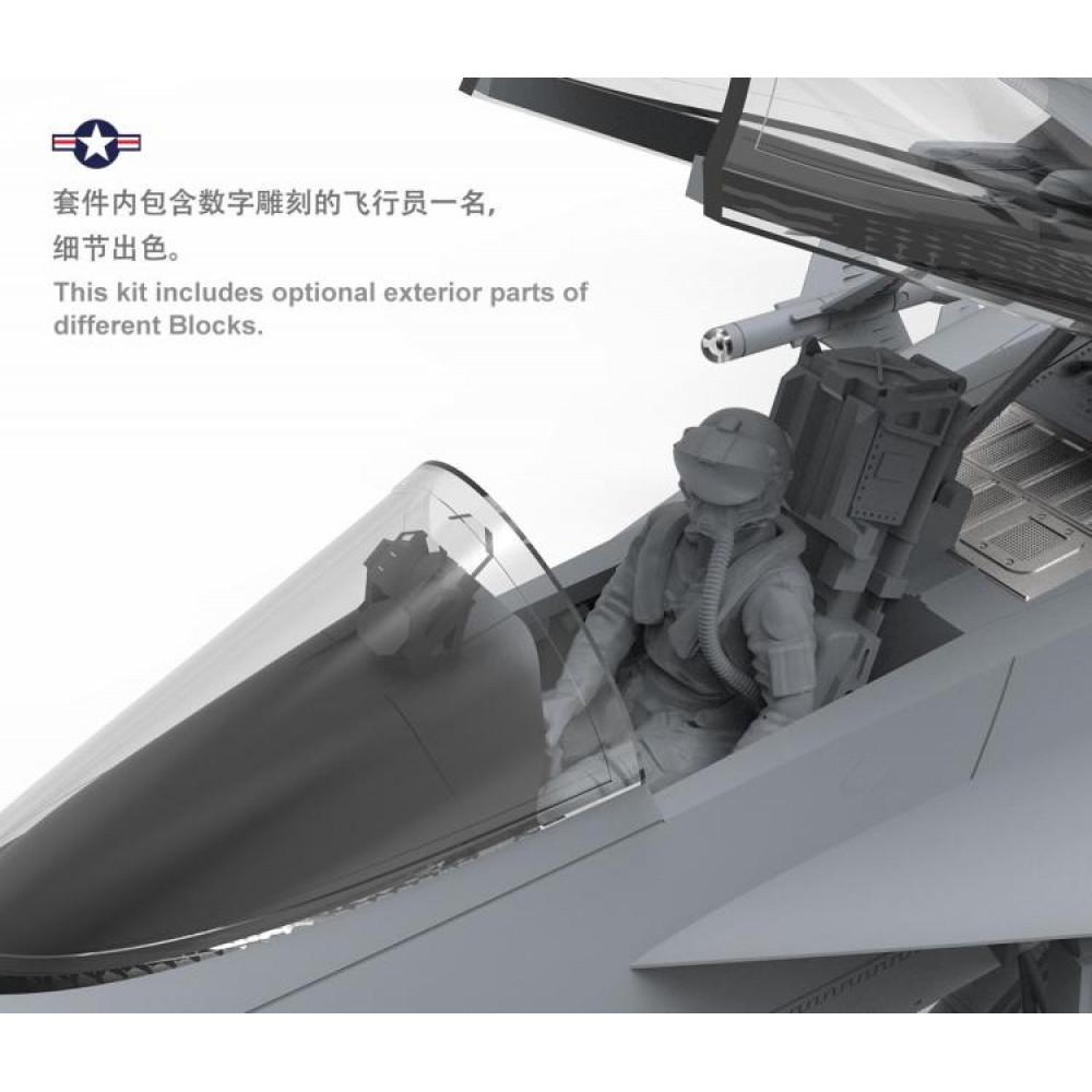 Boeing F / A-18E Super Hornet  1/48  Meng model ls-012