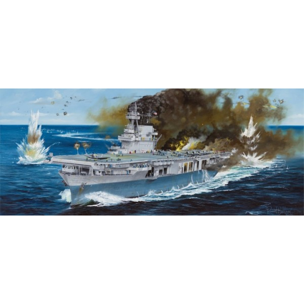 USS Yorktown CV-5  1/350 Merit 65301